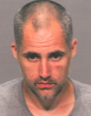 Kurt Vanzuuk Greenwich PD arrest photo from Aug 25 08-28-17