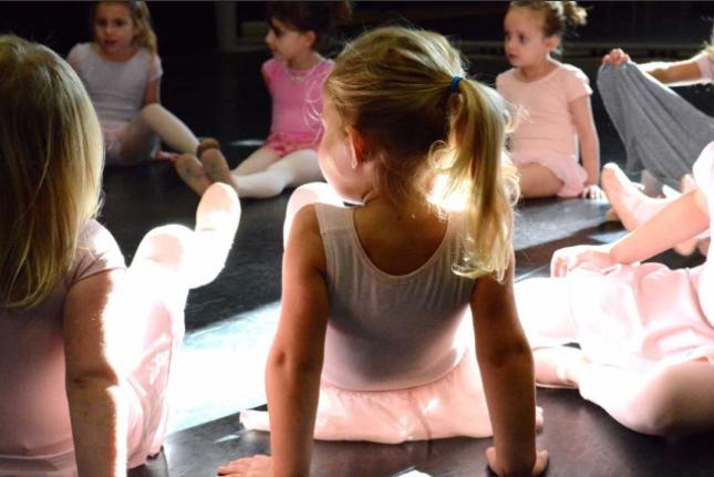 Darien Arts Center ballerinas