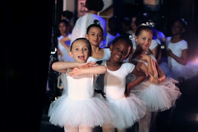 Ballerinas Stamford School Chelsea Piers