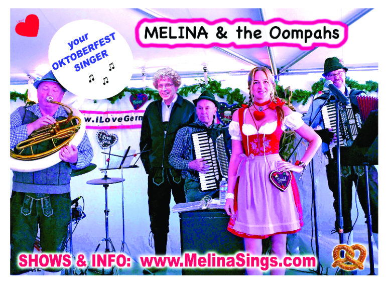 Melina and the Oompahs 09-28-17