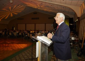 Bobby Valentine Pacific House Gala 09-09-17