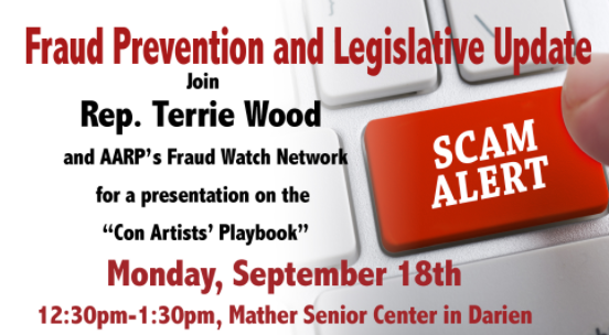 TerrieWood Fraud Prevention meeting 09-05-17