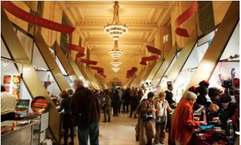 Holiday Fair Grand Central 11-19-17
