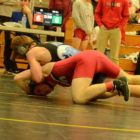 Darien High School Wrestling Grappling Grapplers Wrestlers 10-26-17