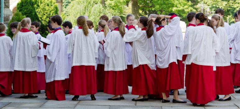 Christ Church Choir 10-22-17