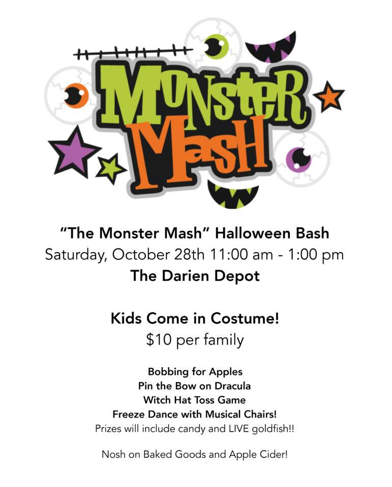 Monster Mash Depot Halloween 10-27-17