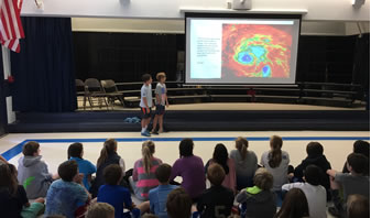 Ox Ridge Hurricane Relief 10-24-17