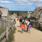 Middlesex Middle School Grade 8 trip Massachusetts 10-17-17