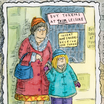 Thumbnail Roz Chast book Going Into 10-29-17