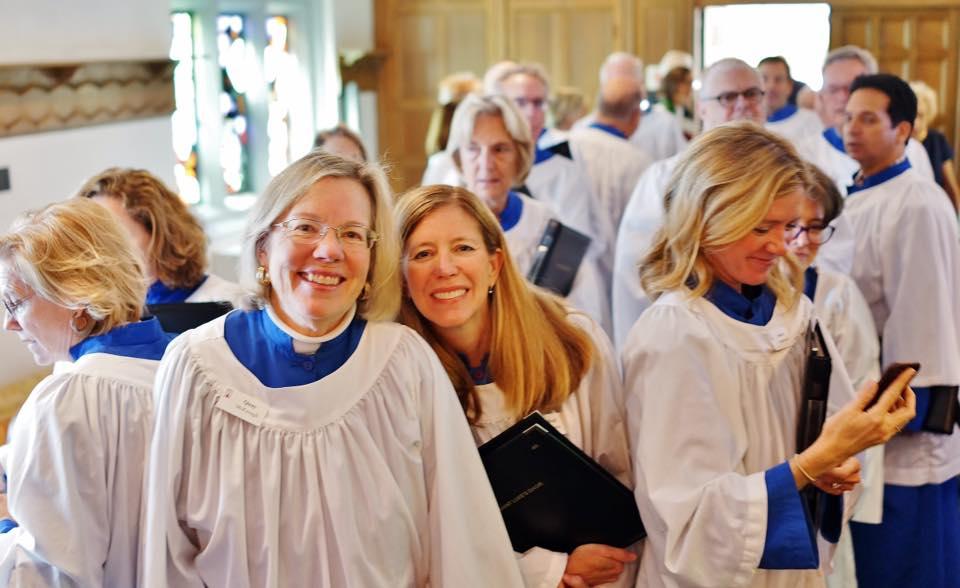 St. Luke's Choir 2017