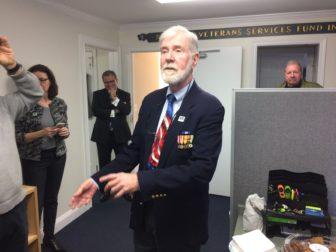 Phil Kraft HonorBound Foundation National Veterans Services Fund 11-11-17