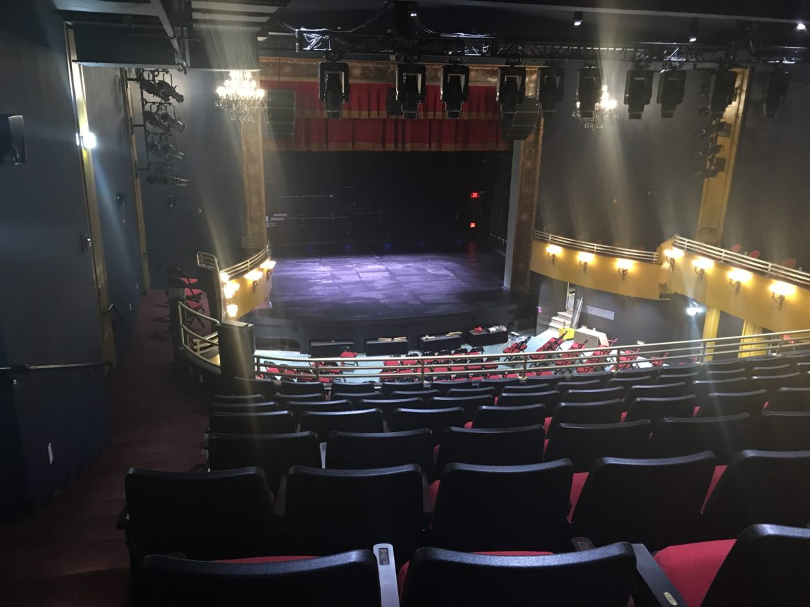 Wall Street Theater Interior 11-13-17