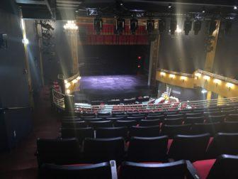 Wall Street Theater Interior 11-13-17