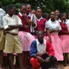 Kenya Students Impact Vine Rotary Club