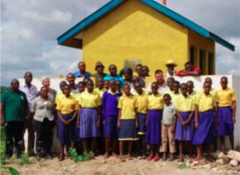 Darien Rotary Kilifi Kenya toilet block 11-08-17