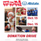 Toys for Tots 2017 Allstate image
