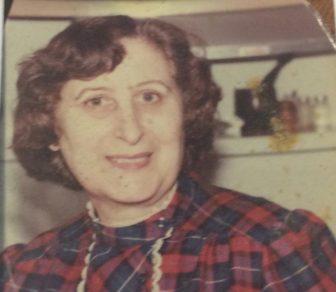 Maria Pagliarulo obituary 12-10-17