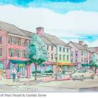 Post Road and Corbin Redevelopment Dec five seventeen