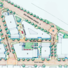 Map of new plan from Baywater Corbin dec four seventeen