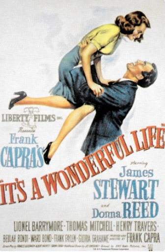 It's a Wonderful Life movie poster film