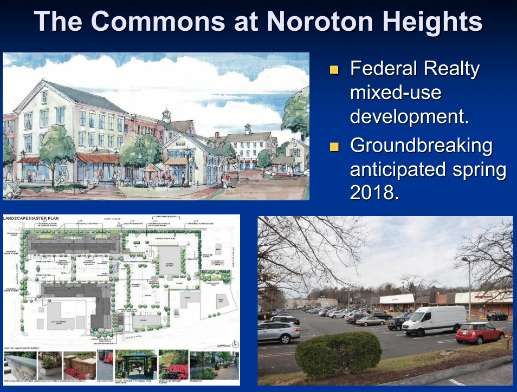 Commons at Noroton Heights Federal Realty 12-12-17