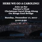 Gorhams Pond Christmas Caroling 12-16-17