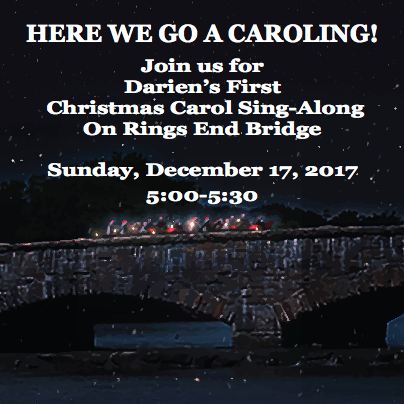 Gorhams Pond Christmas Caroling 12-16-17