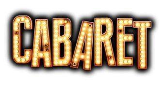 Cabaret logo from Darien Arts Center