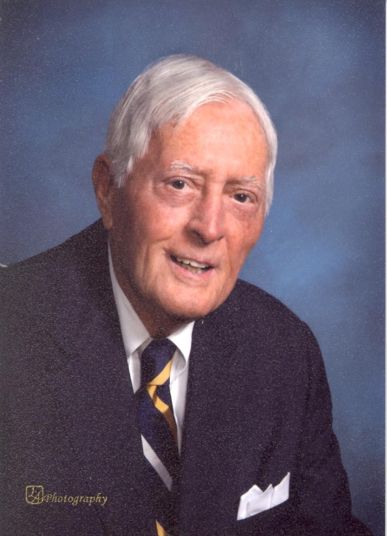 Gordon Satterley obituary 18-01-01