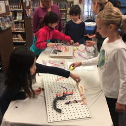 Maker Fair event at Hindley Library newsletter 18-01-19