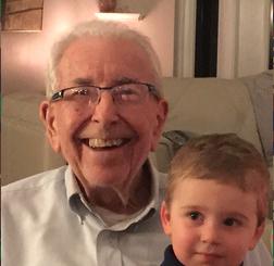William Caffrey obituary 18-01-20