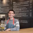 Roost Darien Mike Pietrafeso coffee shop