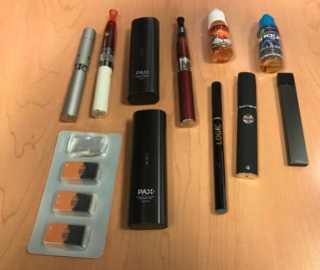 vaporizing vapor devices marijuana THC liquid oil