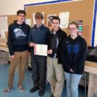 Math team DHS feb twenty eighteen