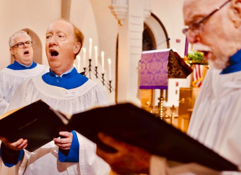 St. Luke's Parish Church Men's Choir Church Choir