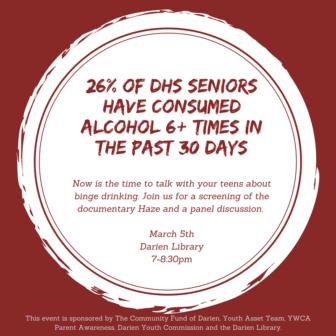 26 percent DHS Seniors consumed alcohol