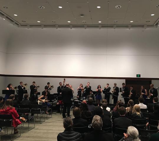 Darien High School Jazz Ensemble at Berklee