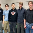 Math competitors DHS
