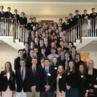 DHS DECA Club twenty eighteen