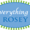 Everything is Rosey logo