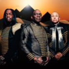 Earth Wind and Fire publicity shot
