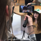 Middlesex Newsletter 2018 augmented reality