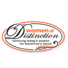 Women of Distinction YWCA Darien/Norwalk logo