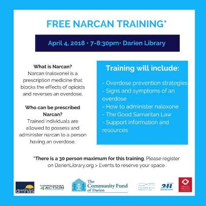 Narcan Naloxone Training 2018