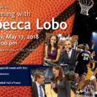 Rebecca Lobo Fundraiser Stepping Stones Museum 2018