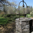 Mather Homestead Gardens Colonial