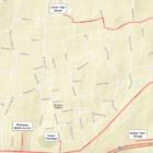 Map Gas Mains in Darien installed in 2018