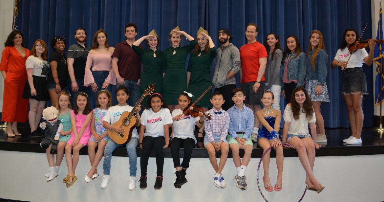 2018 Darien's Got Talent finalists