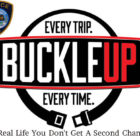 Buckle Up safety belt campaign 2018