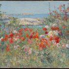 Childe Hassam Celia Thaxter's Garden